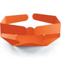cestino arancio celata