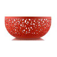 fruttiera rossa 21cm cactus