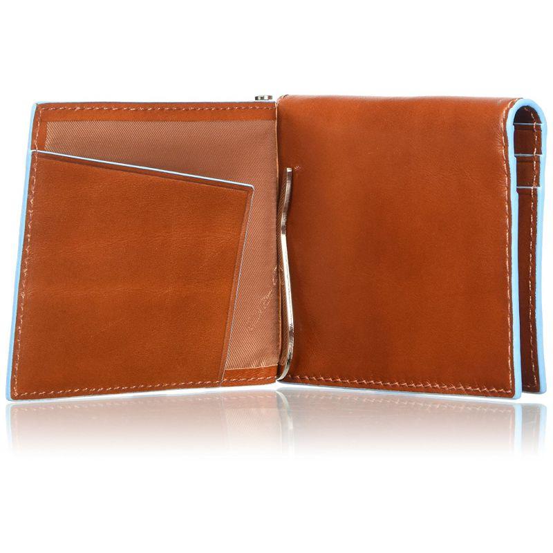 950ccc7167 portafoglio uomo verticale con fermasoldi arancio portafoglio uomo verticale  con fermasoldi arancio ...