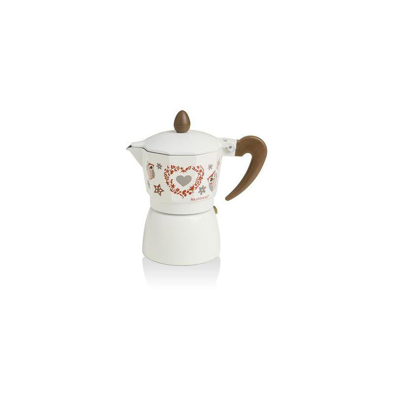 caffettiera 3 tazze incanto