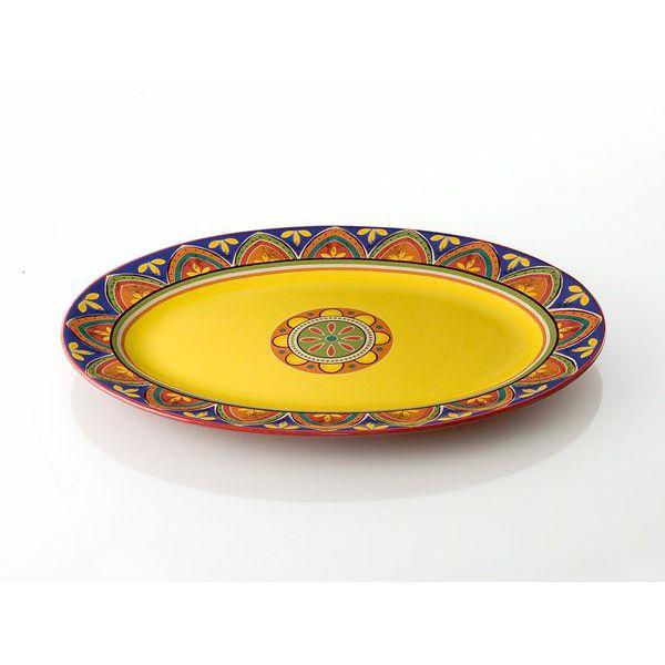 vassoio ovale 37cm messico