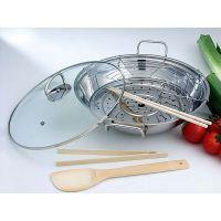 Set wok 7 pezzi