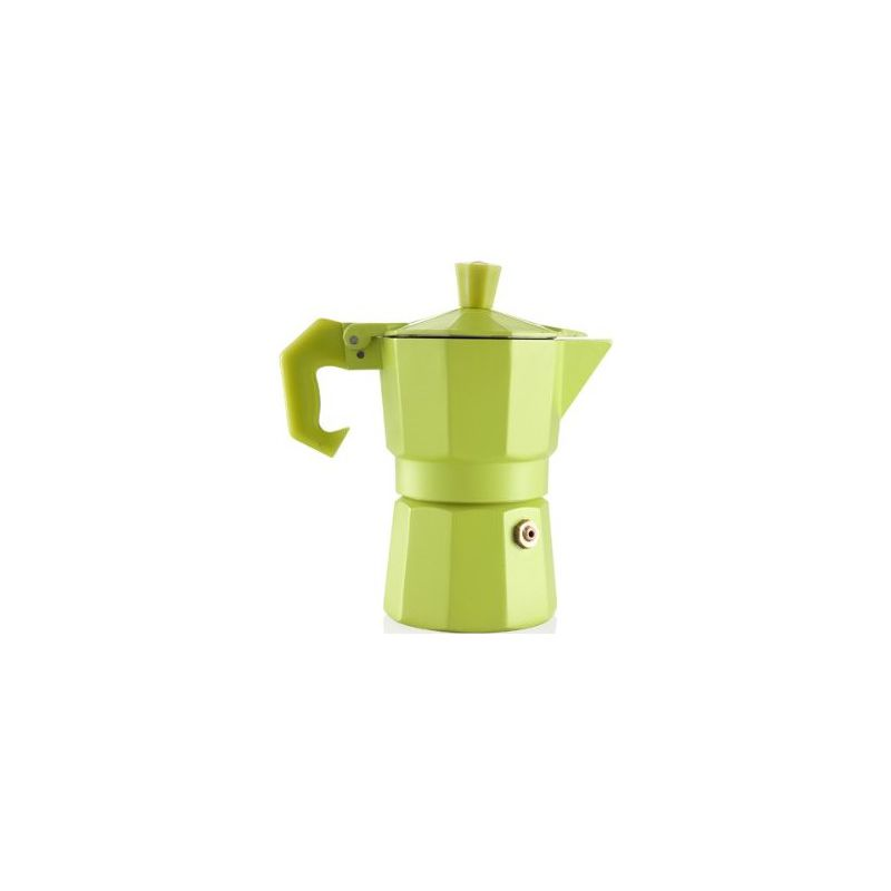 caffettiera 1 tazza verde aromatic express