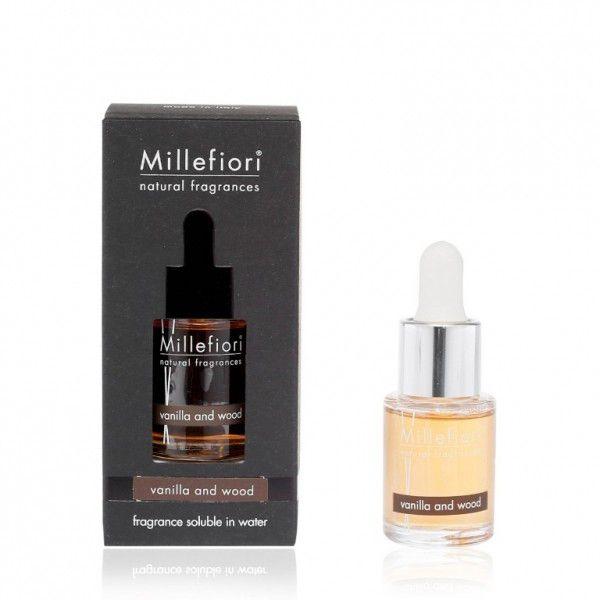 fragranza idrosolubile vanilla & wood natural