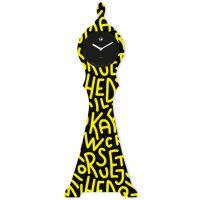 Orologio da parete 110cm hip pop