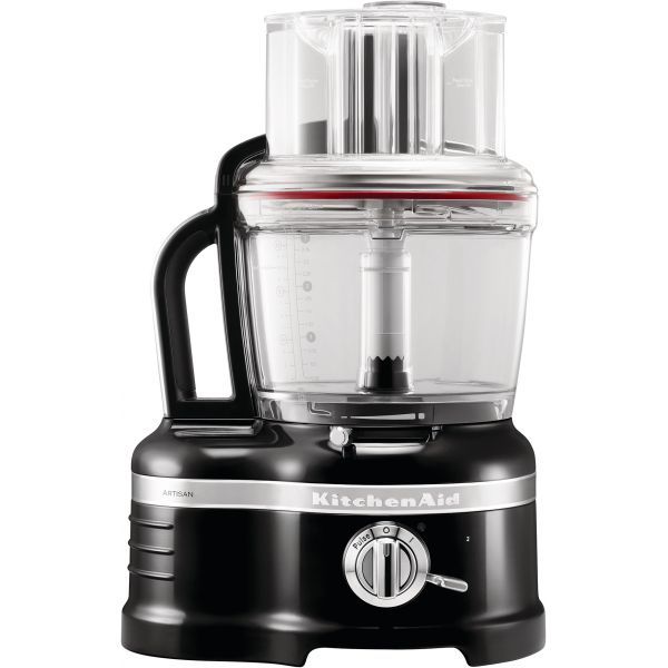 Robot da cucina food processor nero artisan