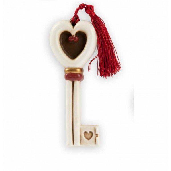 Bomboniera chiave amore 14cm
