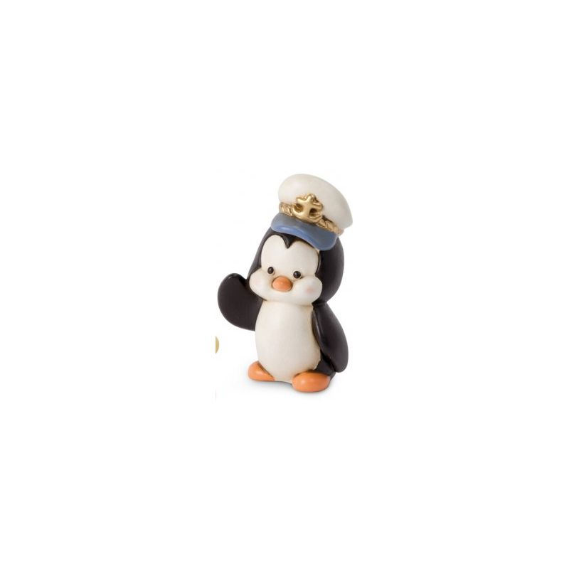 Bomboniera pinguino marinaio