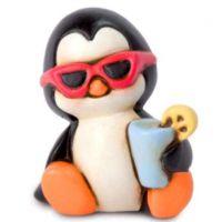 pinguino in vacanza