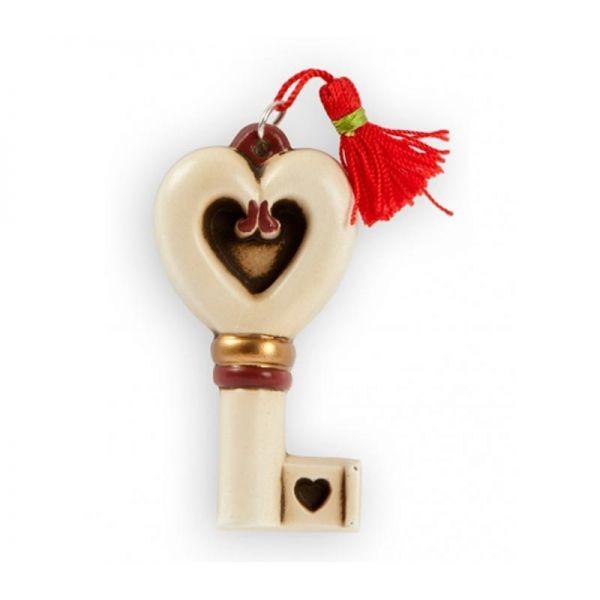 Bomboniera chiave amore 6.5cm