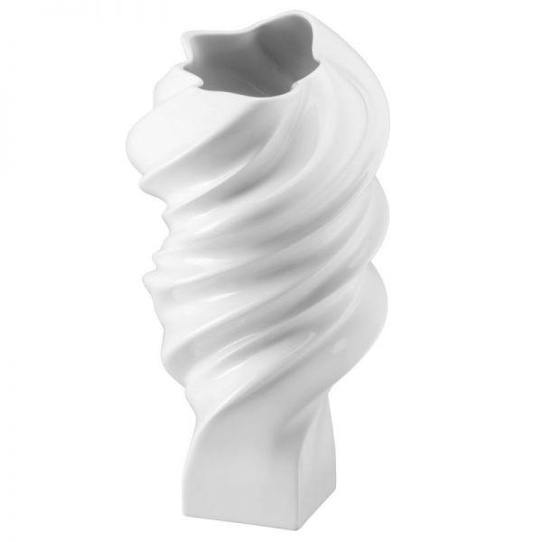 vaso bianco 32cm squall