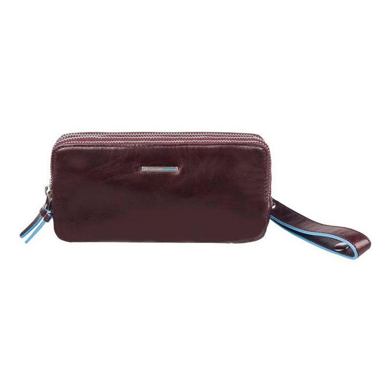 02ec041af2 Astuccio pochette in pelle a 3 cerniere piquadro | DomuStore, Luxury .