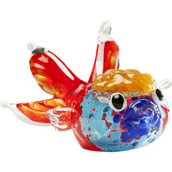 figura decorativa ocean fish