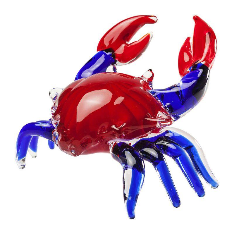 figura decorativa ocean crab