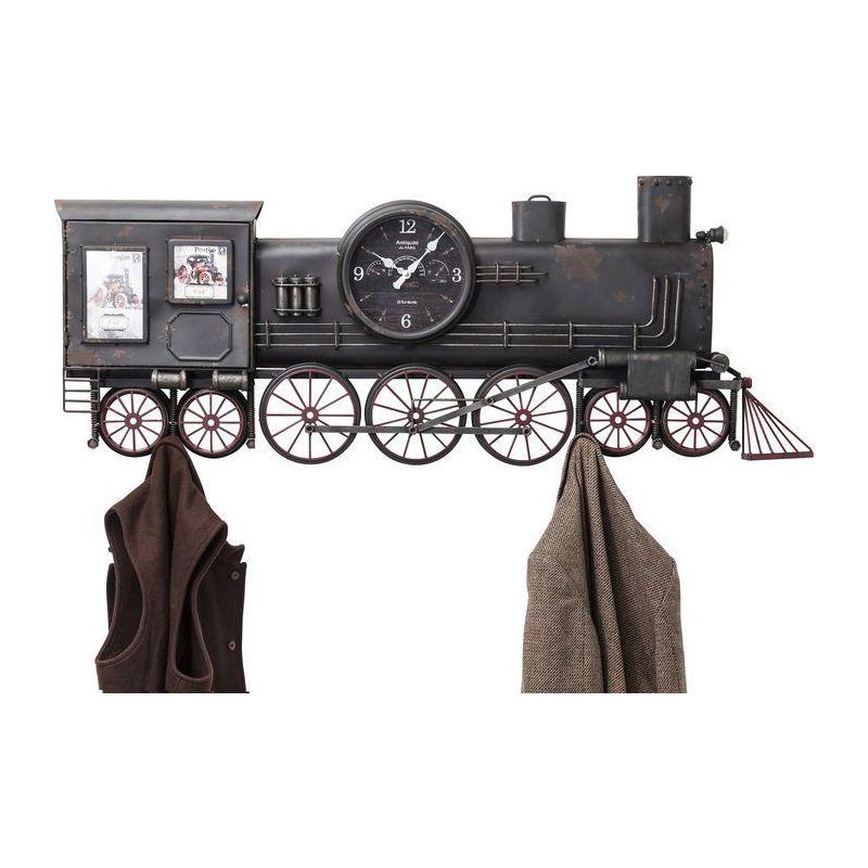 orologio da parete train