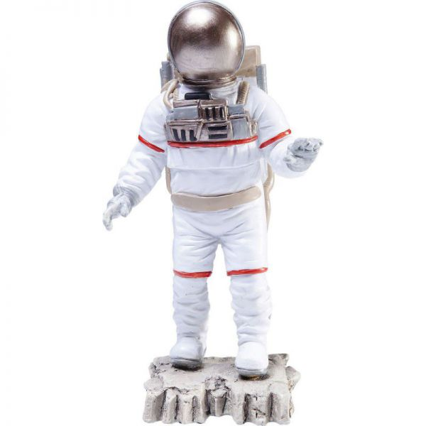 figura decorativa man on the moon 23cm