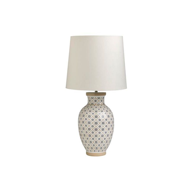 Brandani Lampada Da Terra.Lampada Alhambra Stoneware Brandani Domustore Luxury Store