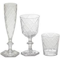 Servizio 18 Bicchieri Lounge