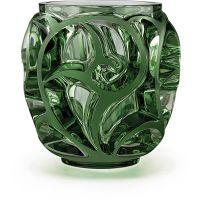 vaso verde tourbillons