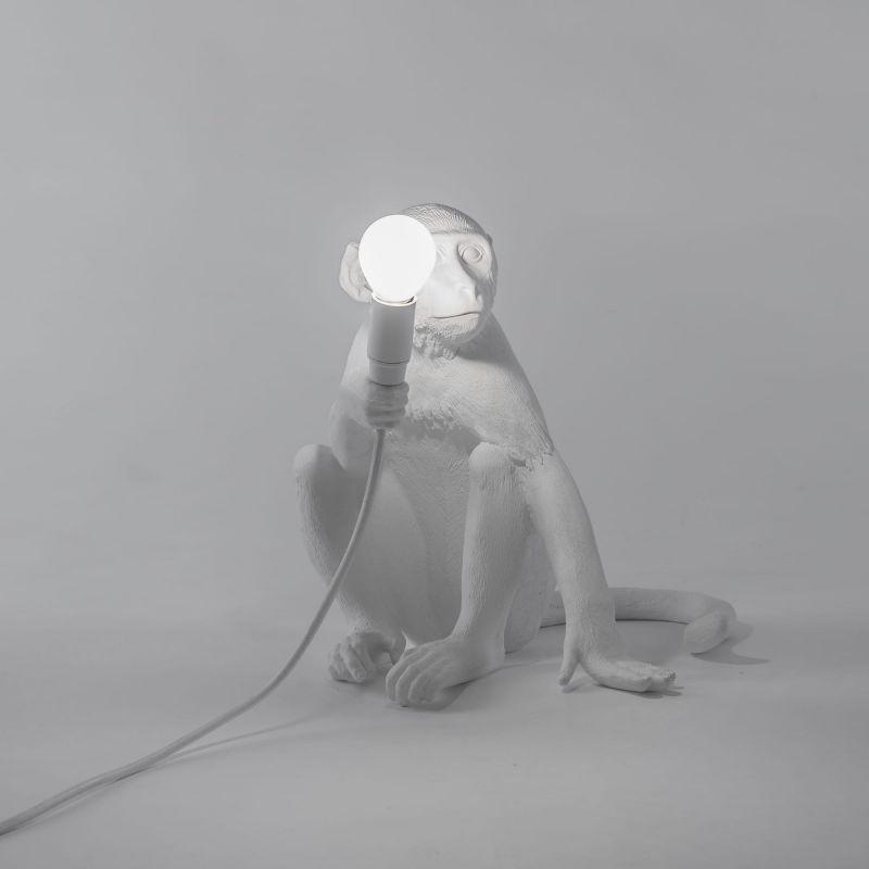 lampada scimmia monkey lamp
