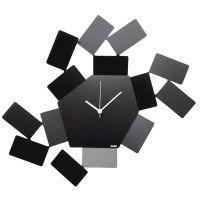 Orologio nero stanza dello scirocco