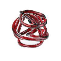 nodo dell'amore diametro rosso 8cm