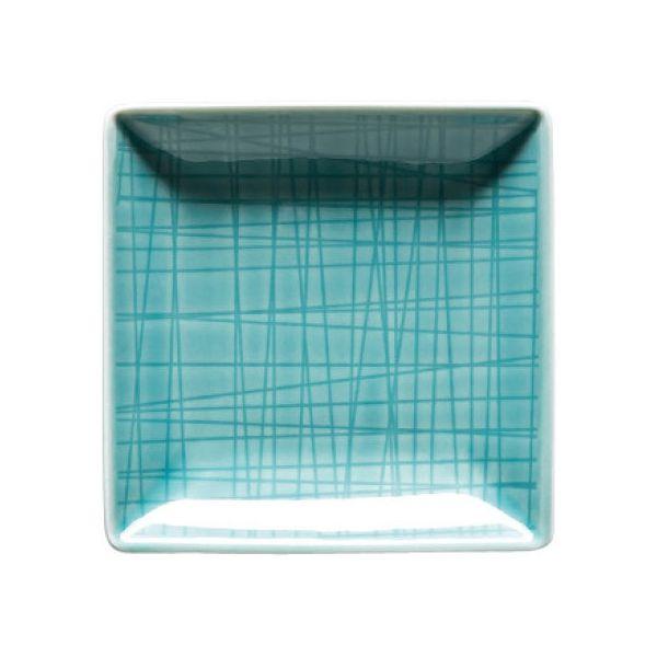 Set aperitivo colorato 4 pezzi mesh