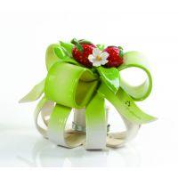 sfera verde fragola