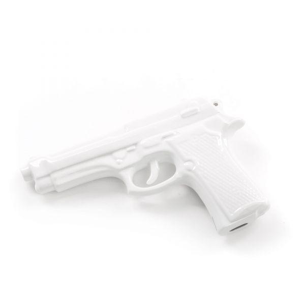 la mia pistola in porcellana memorabilia