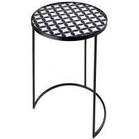 Tavolino tondo grande