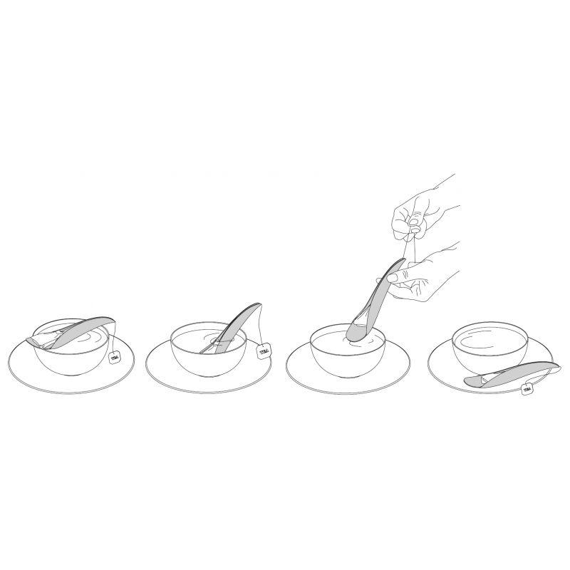 cucchiaio infusore Teo