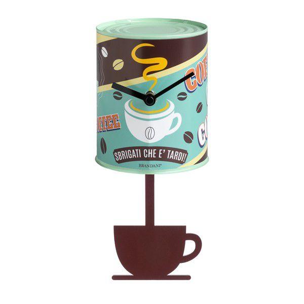 Bomboniera orologio caffè