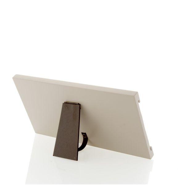Bomboniera portafoto tortora 25cm