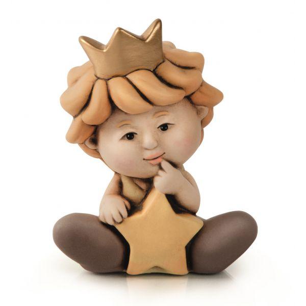 Bomboniera statuina piccoli principi con stella