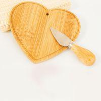 Bomboniera tagliere con coltello formaggio