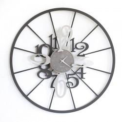 Orologio Kalesy fango nocciola 70cm