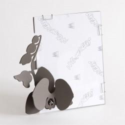 portafoto orchidea grande fango