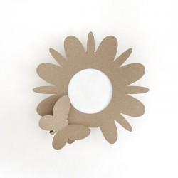 portaumidificatore fiorello beige