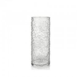 vaso arabesque trasparente 32cm