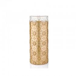 vaso arabesque oro 32cm