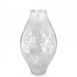 Vaso trasparente 39cm Floreal