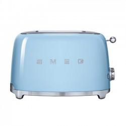 tostapane 2 fette azzurro logo 3D anni 50