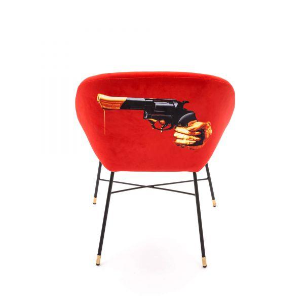Poltroncina pistola toiletpaper