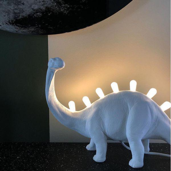 Lampada dinosauro Jurassic Lamp Bronto