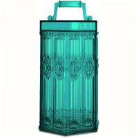 Lanterna verde a led senza fili Baroque Rock