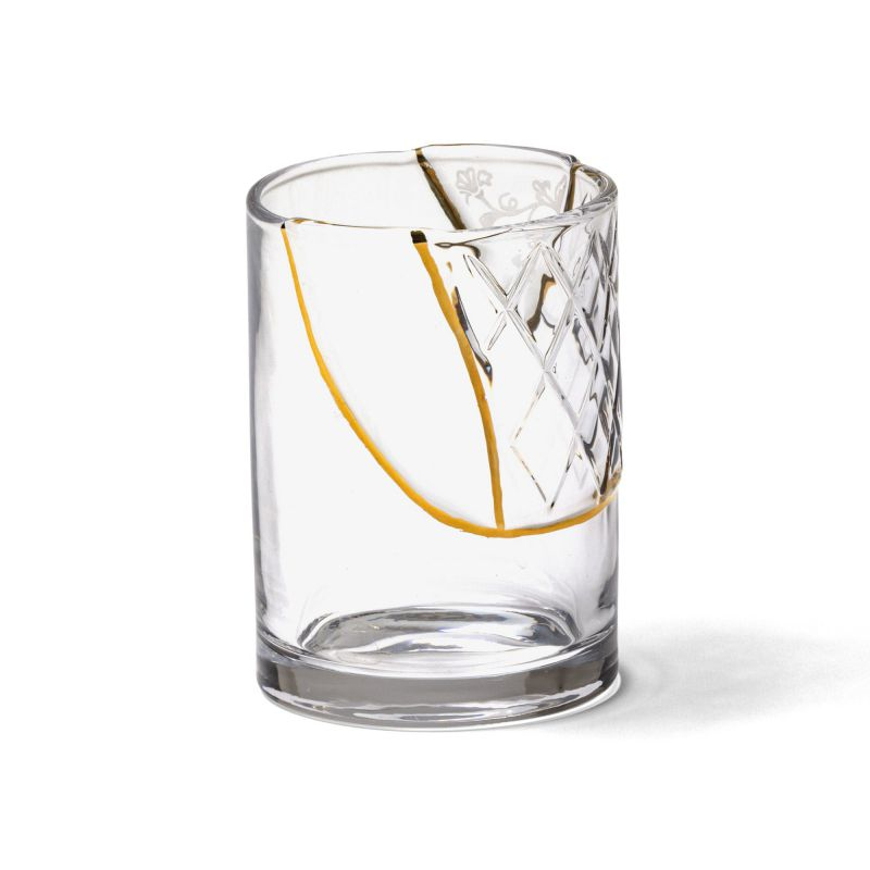 Set 12 bicchieri Kintsugi