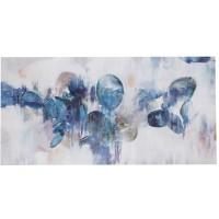 Quadro blu 120cm