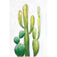 Quadro magic cactus 90cm