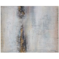 Quadro Golden water 150cm