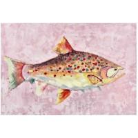 Quadro Le poisson 60cm